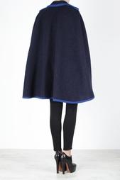 Шерстяной кейп Anna Sui Vintage