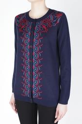 Шерстяной кардиган Anna Sui Vintage