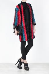 Пальто из искусственного меха Anna Sui Vintage