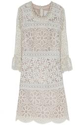 Платье из искусственного шелка Anna Sui Vintage