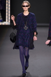 Шерстяное платье Anna Sui Vintage