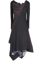 Шерстяное платье Junya Watanabe