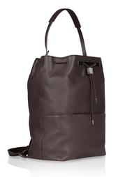 Кожаный рюкзак The Row