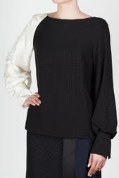 Шелковая блузка The Row
