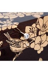Шкатулка для фотографий Golden Birds Camilla