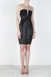Платье из вискозы Sonia Hervé Léger