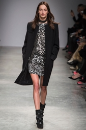 Шерстяное пальто Isabel Marant