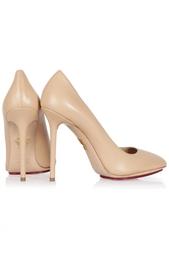 Кожаные туфли Monroe Charlotte Olympia