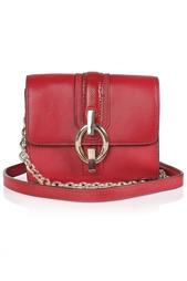 Кожаная сумка Sutra Micro Mini Mixed LTHR Diane von Furstenberg