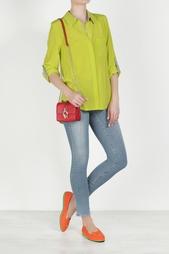 Шелковая блузка Lorelei two Diane von Furstenberg