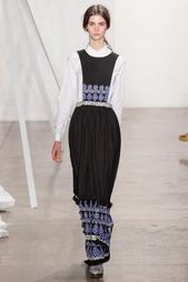 Хлопковое платье Suno