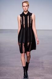 Шерстяное платье Thakoon