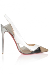 Кожаные туфли Air Chance 120 Pat /Kid/Calf/Spec Christian Louboutin