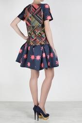Платье из искусственного шелка House of Holland