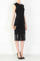 Платье из искусственной шерсти Jason Wu