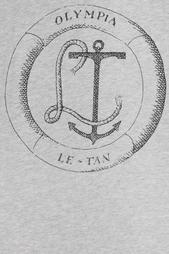 Хлопковая футболка Olympia Le Tan