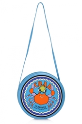 Кожаная сумка Yazbukey