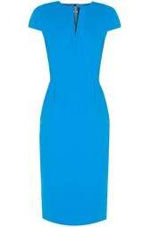 Хлопковое платье-футляр Roland Mouret