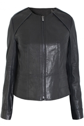 Кожаная куртка Reza Leather Diane von Furstenberg