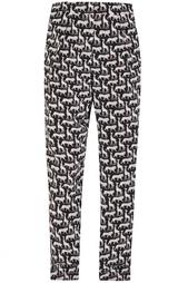 Шелковые брюки Atlas Diane von Furstenberg