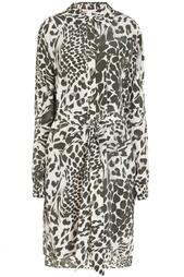 Шелковое платье Prita Diane von Furstenberg