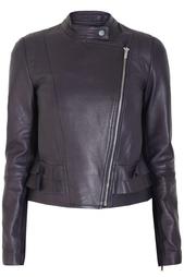 Кожаная куртка Heaven Diane von Furstenberg