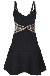 Платье из вискозы Ayia Hervé Léger