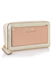 Кожаный кошелек Flirty Zip Diane von Furstenberg