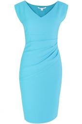 Платье из полиэстера Bevin Diane von Furstenberg