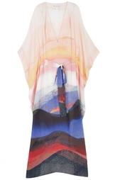 Шелковое платье Annushka Diane von Furstenberg