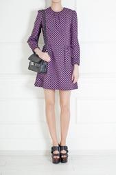 Хлопковое платье Victoria by Victoria Beckham