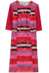 Шелковое платье Peter Pilotto
