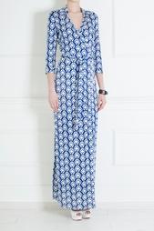 Шелковое платье Abigail Diane von Furstenberg