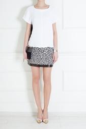 Хлопковая юбка Elley Mini Diane von Furstenberg