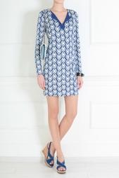 Шелковое платье Reina Diane von Furstenberg