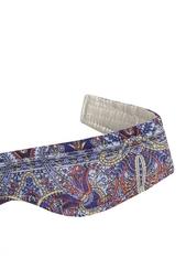 Шелковая повязка для сна Argent ЗНАК