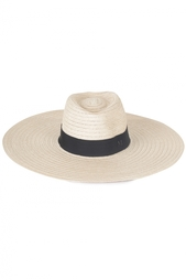 Соломенная шляпа Maison Michel