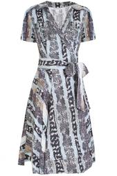Шелковое платье Kaley Diane von Furstenberg
