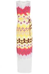 Шелковое платье New Yahzi Long Diane von Furstenberg