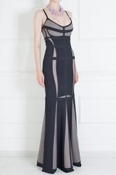 Платье из вискозы Edythe Hervé Léger