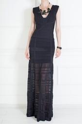 Платье из вискозы Miriam Hervé Léger