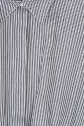 Платье из хлопка и шелка Stella Mc Cartney