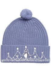 Мохеровая шапка Markus Lupfer