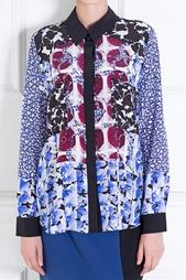 Шелковая блузка Peter Pilotto