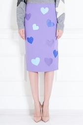 Шерстяная юбка Tata Naka