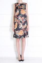 Платье из полиэстера Rochas