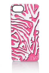 Чехол для iPhone 5/5S Zebra Shadow Diane von Furstenberg