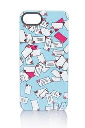 Чехол для iPhone 5/5S DvF Love Letters Diane von Furstenberg
