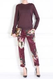 Шелковые брюки Erdem