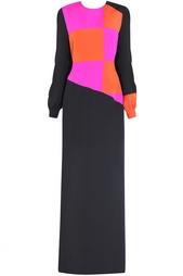 Шелковое платье Roksanda